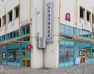 Glück-Auf-Apotheke - Altenburg
