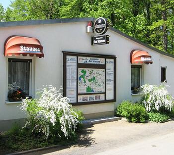 """Gaststätte """"Am Stausee"""" - Fockendorf"""