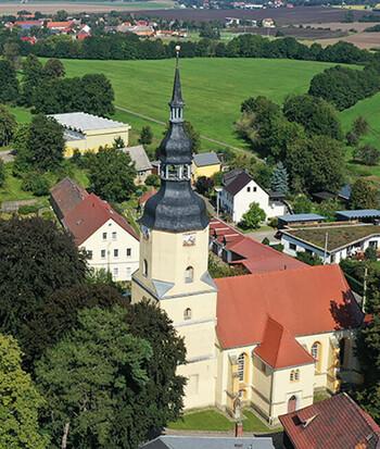 St. Nikolaus und Katharina - Treben