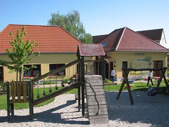 """Kindergarten """"Geschwister Scholl"""" - Haselbach"""