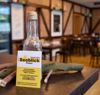 Gaststätte Seeblick Pahna