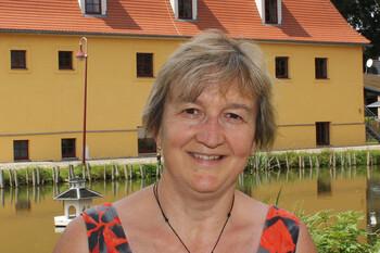 Frau Scheibner