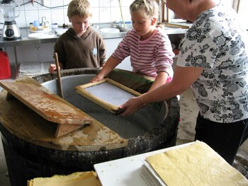 Traditionsverein Papierfabrik Fockendorf e.V.<br>Heimat- und Papiermuseum Fockendorf